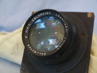 "'  8"" Dallmeyer ' Dallmeyer 8"" 4.5 Anastigmat Lens -RARE- £99.99"